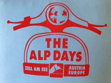 ALP DAYS T-Shirt  ALLES WIRD GUT